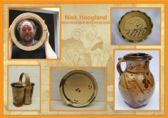 Niek Hoogland  is going to exhibit at Wardlow Mires Pottery and Food Festival. 12th and 13th September 2015.