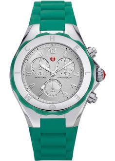 The Michele Tahitian Jelly Bean in Sea Green $325.00