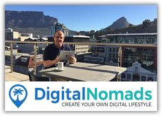 Private Offer Digital Nomad, Digital Media, Social Media Marketing, Lifestyle