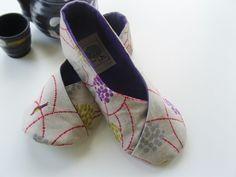 Tabi Kimono-Style Women's Shoes PDF Pattern