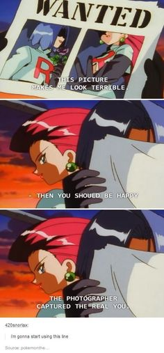 The first time we are introduced to team rocket. When they were kind of intimidating. Fun trivia question: what were their first pokemon? Pokemon Comics, Pokemon Funny, All Pokemon, Pokemon Fusion, Pokemon Cards, Equipe Rocket Pokemon, Pokemon Team Rocket, Pokemon Pictures, Funny Pictures