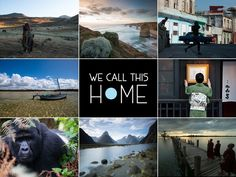 'We Call This Home', A Short Time Lapse Video of a Photographer's 3-Year Trip Around the World