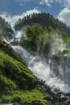 Latefoss Norway