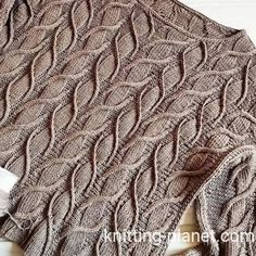 Узор зыбучие пески спицами. Узоры из книги норы гоан | Knitting Planet Lace Knitting Patterns, Knitting Stiches, Cable Knitting, Knitting Designs, Lace Patterns, Crochet Stitches, Hand Knitting, Stitch Patterns, Knitting Needles
