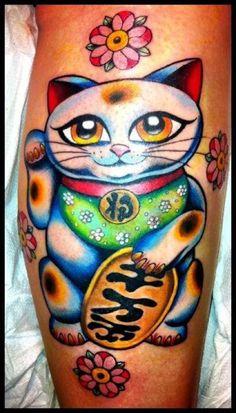 #Luckycat