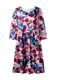 Jumperfabriken kjole TRINITY multi