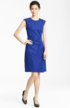 Lida Baday Side Drape Radzimir Dress available at #Nordstrom