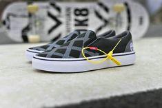 d9715c1f7df9f8 Journal Standard x Vans Old Skool AB34 Dark Grey Black White Skate Shoe  amazon Recommend Vans