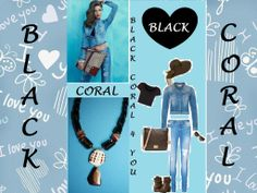 @BlackCoral4you Black Coral Necklace http://blackcoral4you.wordpress.com/
