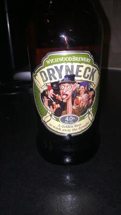 Wychwood brewery's Dryneck