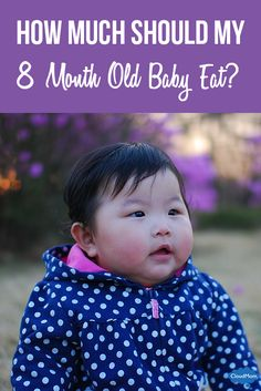 How Much Formula Should My  Month Old Be Drinking