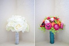 Bride and Bridesmaids bouquet captured by Inspired by Love Photography flowers by Ina McCarthy for Flowers