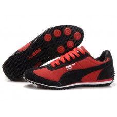 Puma Men Usain Bolt Running Shoes Black/Red