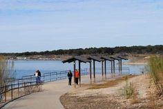 365 Things To Do In the Georgetown (Texas) Area : 2. Overlook Park at Lake Georgetown