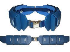 How to make captain america utility belt