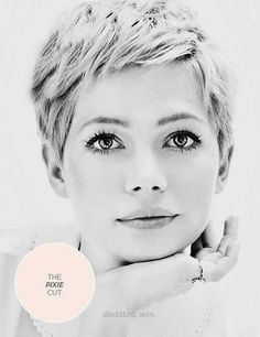 15 Pixie Haircut for Round Face