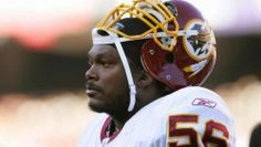 """LaVar Arrington points to """"weird phenomenon"""" in D.C. that makes a player ordinary"""