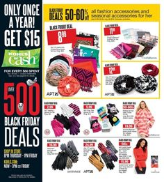 Kohl's Black Friday 2013 Ad Page 36
