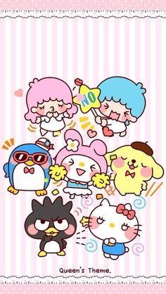 Sanrio gang (*^◯^*)