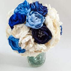 Easily create beautiful fabric flowers from organza, chiffon, and satin. They're perfect for weddings, home decor, and Mother's Day gifts.