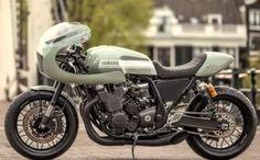 オランダのカスタムビルダー NUMBNUT MOTORCYCLES - LAWRENCE(ロレンス) - Motorcycle x Cars + α = Your Life.