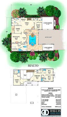 Cool floor plan