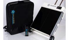 Anywhere Fridge, una nevera portátil que enfría con energía solar y recauda 28.300 $ - Diario de Emprendedores