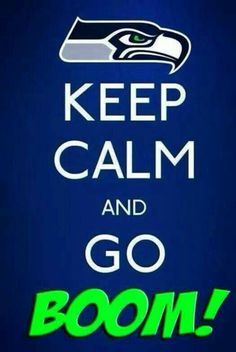Keep Calm and Go BOOM!