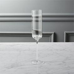 fizz champagne flute | CB2
