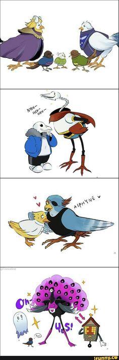 Si todos fuéramos aves