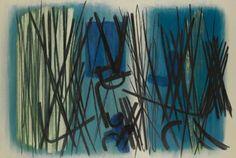 Artist Birthdays: September 21 - Hans Hartung