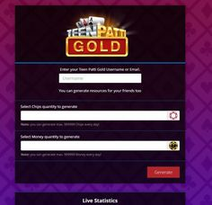 Teen Patti Gold Hack Unlimited Chips Cheats – Free Download |