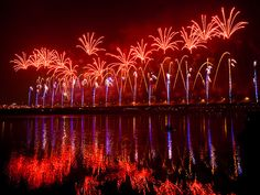 Dadaocheng Wharf Fireworks, Taipei