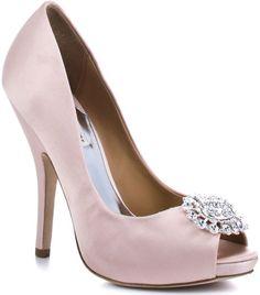 Lissa - Pink Satin - Lyst