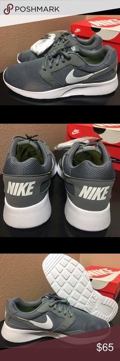 NWT! Nike Kaishi Brand new/Never worn. Extremely comfortable and lightweight. Extra white laces. Nike Shoes Sneakers