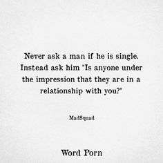 Fun Questions To Ask, This Or That Questions, Random Questions, Love Sarcasm, Good Relationship Quotes, Truth And Lies, Love Others, Funny Love, Life Humor