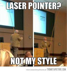 LOL! This is def my bio teacher...