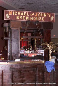 Old Timey Bar