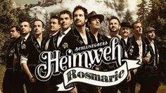 Schluneggers Heimweh «Rosmarie» mit Text