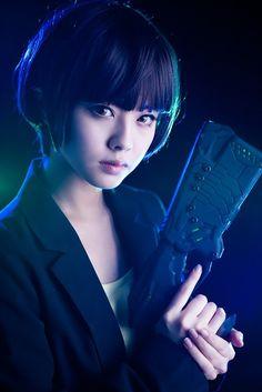Tsunemori Akane   Psycho-Pass #anime #cosplay
