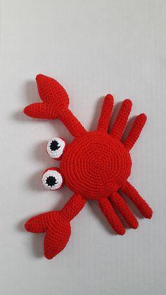 Krabbe Kurt pattern by Rikke Sørensen