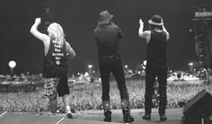 We're Motörhead and we play Rock 'n' Roll