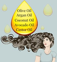 Best oil for hair! Massing your scalp helps your hair grow stronger, faster, healthier, and thicker.
