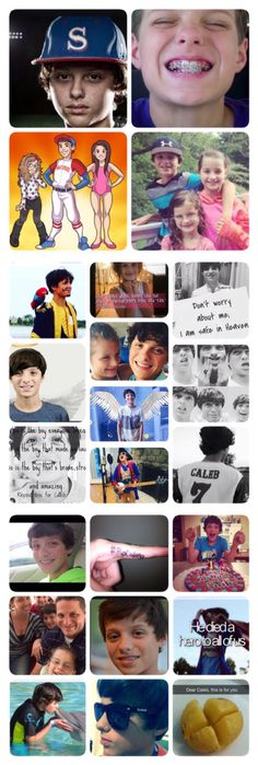 """Caleb Logan (Bratayley) 13/07/02 - 01/10/15 He was only young and will be deeply missed by many, but he is in a much better place now. My sympathy goes to his family especially. Caleb the boy everyone loved, the boy who made us laugh, is the boy who is brave, strong and amazing. After his Seth his younger sister Hayley said """"every night I will go out side and talk to him up in Heaven."""" His medical condition was hypertrophic cardiomyopathy which was undetected and it needs to be know more…"""