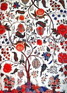 flowers of power - chintz