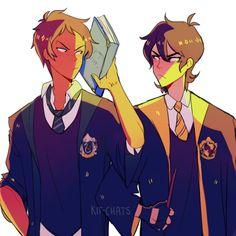 Voltron Hogwarts AU