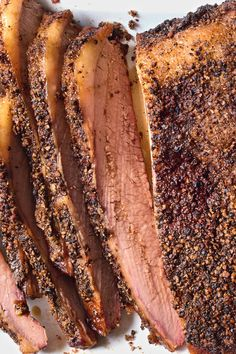 NYT Cooking: This brisket is pretty close to Nirvana for Texas barbecue fanatics who rely on backyard equipment. No smoker is needed, no mops or mesquite — just time and fire and a reliable thermometer. The long, low smoke replicates the results of the bigger, hotter pits used in Central Texas: fork-tender, peppery meat, each bite bathed in drippings and juice. Use potato rolls or ...