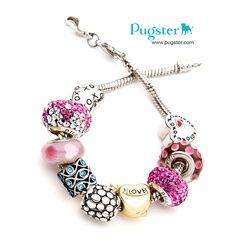 #charmbracelets #charms #jewelry #jewellery #pandora #pandorabracelet #beads #pandoracharms