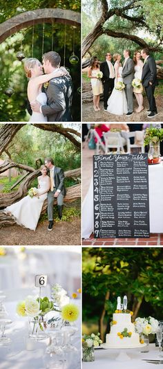 Eco-Friendly, Succulent-Themed Wedding in California