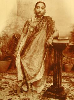 7-11-11  Mahal-e-Mubarak: Wife of H.E.H. The Nizam VII, circa. 1915